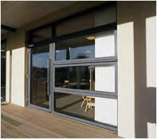 Commercial Entrance Doors Nova Group Limited Double