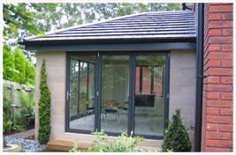 Sapa Dualfold - Sliding folding doors & Aluminium folding Sliding Doors Bifold Doors Sapa Dualfold - Nova ...