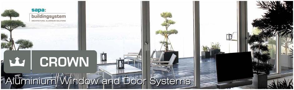 Sapa Crown Windows Doors And Sliding Patio Doors Nova